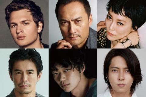 山下智久、渡辺謙らと共演 WOWOW×ハリウッド共同制作ドラマ『TOKYO VICE』出演