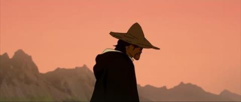 『スター・ウォーズ:ビジョンズ』『赤霧』キャラデザは『シン・エヴァ』の浅野直之
