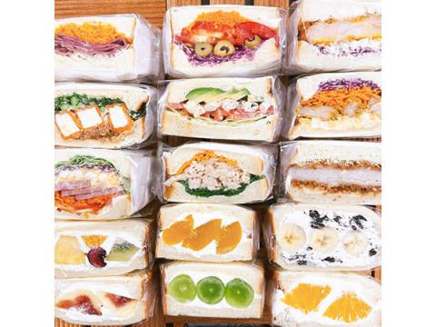 """福岡市東区にある高級食パン店が""""萌え断""""サンドのテイクアウト専門店をオープン"""