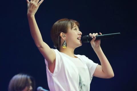 伊藤千晃、全国ツアー完走 「歌で返したい」ファンへの思いつづった新曲初披露