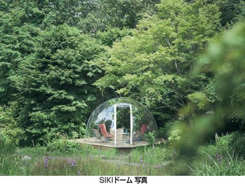 六甲山で秋を満喫!「ROKKO森の音ミュージアム」貸切ドームでピクニック体験