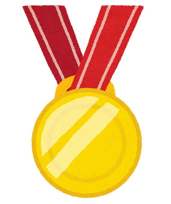 笑って感動してスッキリしたいときにオススメ!「金メダル男」