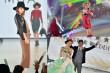 加藤ミリヤ・マギー・あびる優&才賀紀左衛門夫妻、多彩なステージに観客熱狂<関コレ2015A/W>