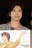 上川隆也「エンジェル・ハート」冴羽リョウ役は「怖かった」