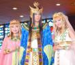 舞台『王家の紋章』が開幕 メンフィス・浦井健治が感慨