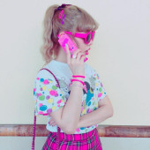 American/pop/にこるん/みちょぱ/ちぃぽぽ/アメキャラ/オクヒラテツコすきなひとっ!