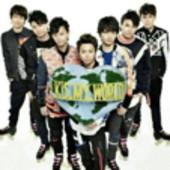 KIS-MY-WORLD 8.29in京セラ