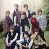 Hey!Say!JUMP × 彼女 (なり