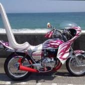 ヤンキーバイク