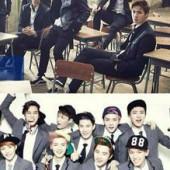 EXO+BTS