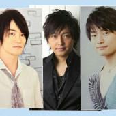 中村さん、細谷さん、福山さん、1人でもが大好きな人!!