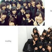 乃木坂46&欅坂46♡