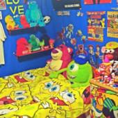 アメキャラの部屋