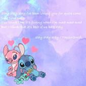 stitch love(*´ω`*)