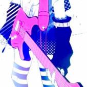 ギターやってる男女カモーン