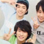 ジャニヲタ3人♡*゜