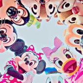 Disney大好き集まれ!✿˘︶˘✿ ).。.:* ♬*゜