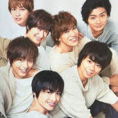 Kis-My-Ft2\♡/俺足族