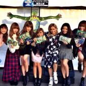 EXILETRIBE&E-girlsのシェアハウス♡♡