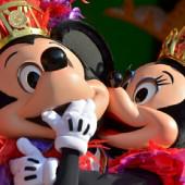 ミッキー&ミニーが好きな人♡