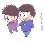 カラ松×一松、色松!(腐)
