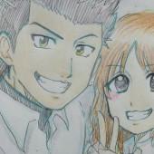 真田俊平×彼女←私が彼女やります