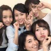 AKB48グループ&乃木坂46グループトーク