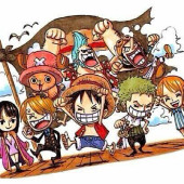 ONE PIECEトーク