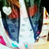 ZIDDYの服と、ANAPと、JENNIの服