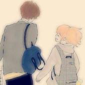 低身長彼女と高身長彼氏