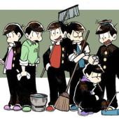 学生松×六つ子の転校生