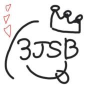 三代目J.S.B.❣Ꮠ ᏞᎾᏙᎬ❣