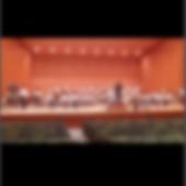 中学2年生吹奏楽部員集合