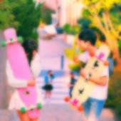 の ~ × あ す 。