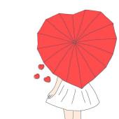 ☔️雨宿り☔️