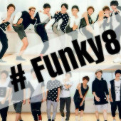 funky8担welcome