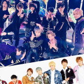 Hey!Say!JUMPとWESTとの恋