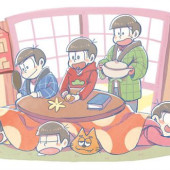 おそ松さん好きな人集まれ〜!