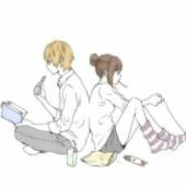 莉緒とピカチュウ