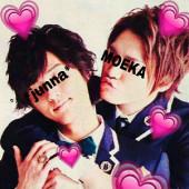 ゜*junna*゜&    MOEKA