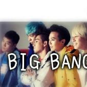 BIG BANGについて教えてでっす 😙