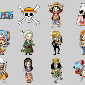 ONE PIECEが好きな人集合!