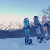 スノーボード好きな人しゃべりましょ〜🏂