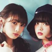 🌱夏渚さんと月姫乃🌱