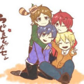 もしも浦島坂田船が幼馴染だったら・・・