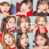 🍭TWICE🍭 加工画像リク受付