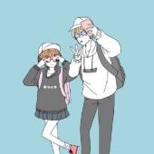 高校生の沖田総悟と恋愛