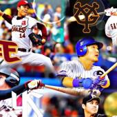 プロ野球画像加工