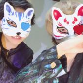 じゅりさんと狐黒のふたりトーク♥