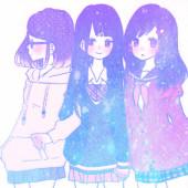 かっちゃんと、花子君大好きと、だんごの三人トーク